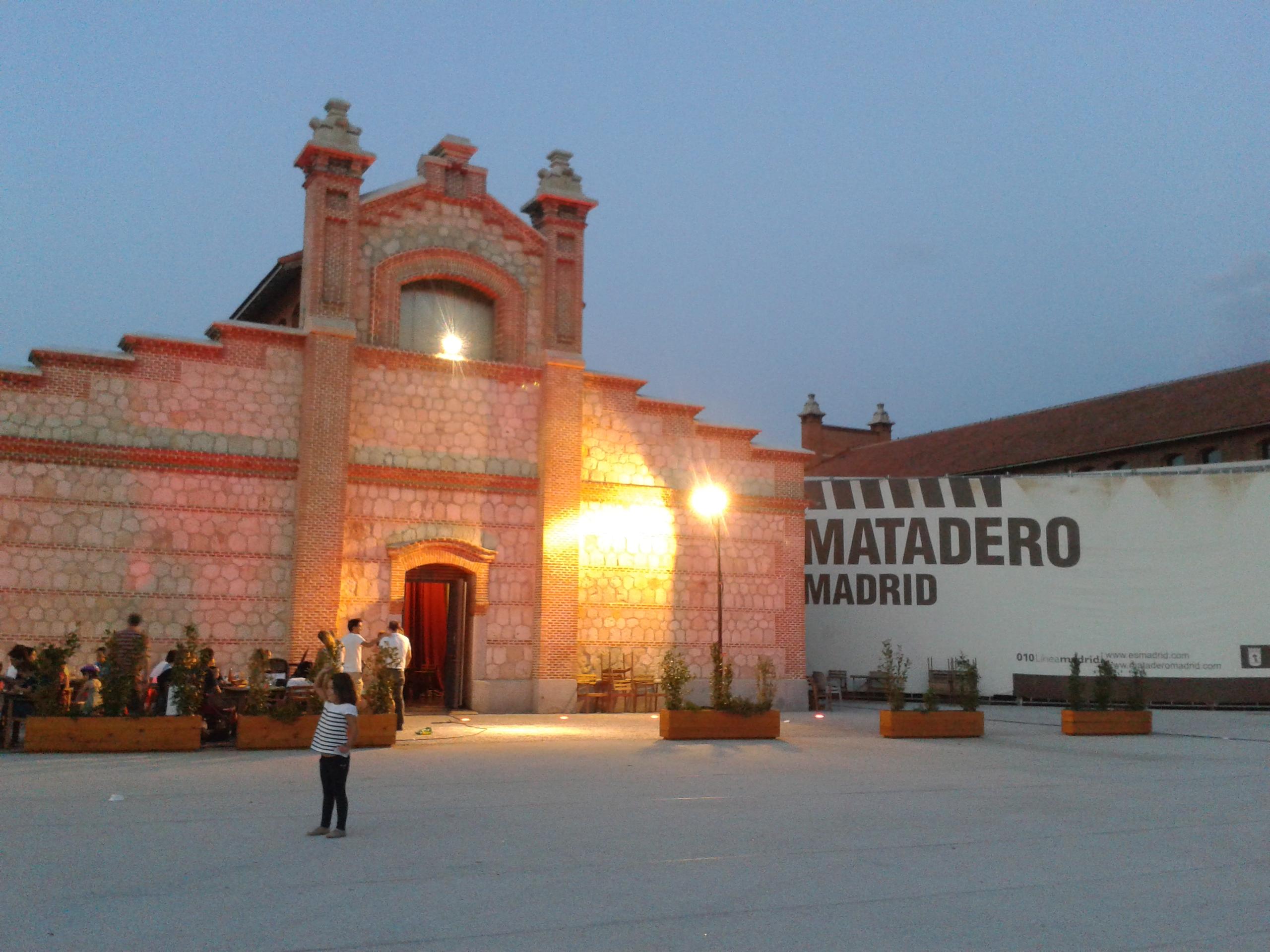 Matadero, meu centro cultural favorito e um dos melhores cantinhos de Madrid