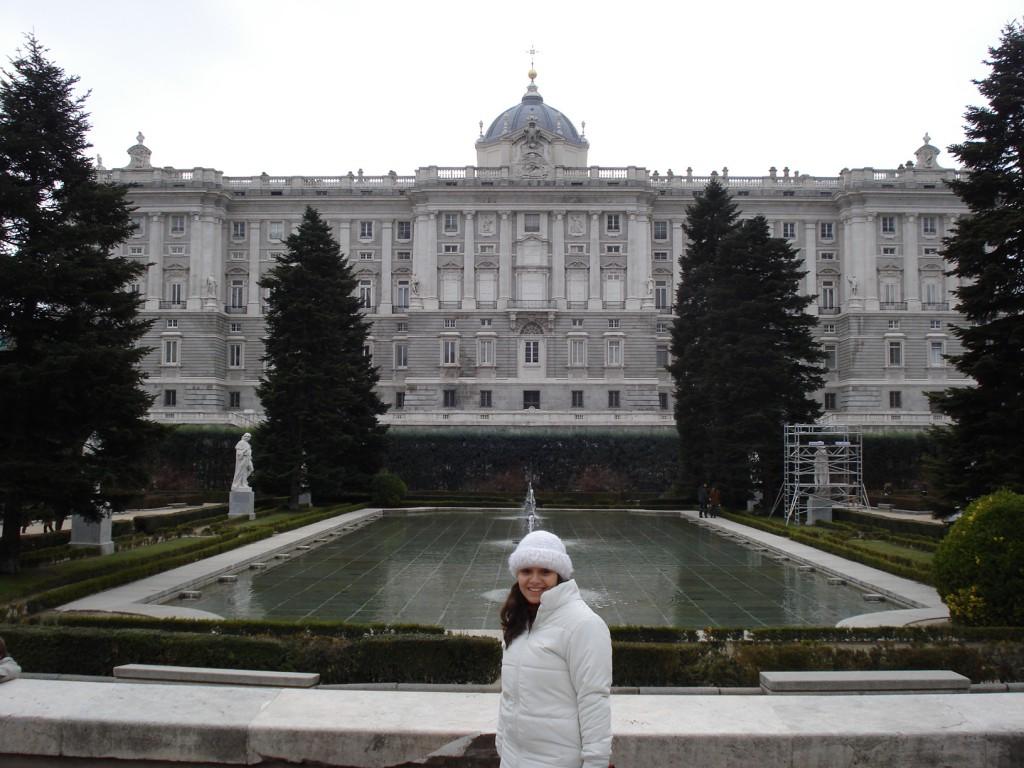 Férias em Madrid em 2008. Meu caso com essa cidade é bem antigo!