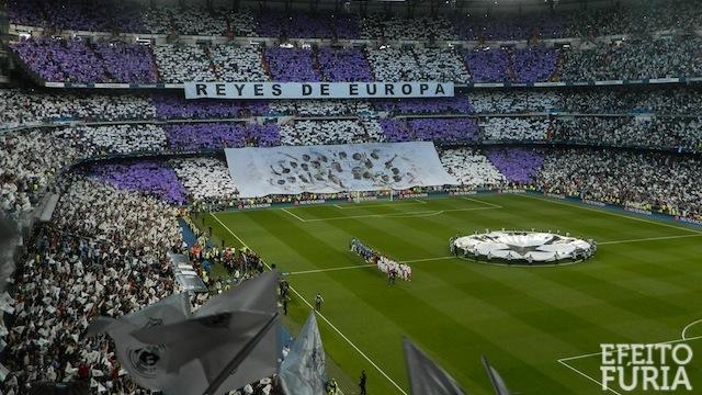 Santiago Bernabéu (foto: Efeito Fúria)