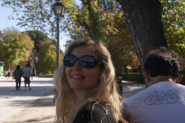 Cris, do Sol de Barcelona