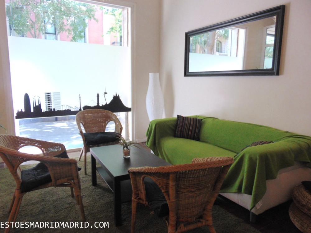 Salão principal do 360 Hostel