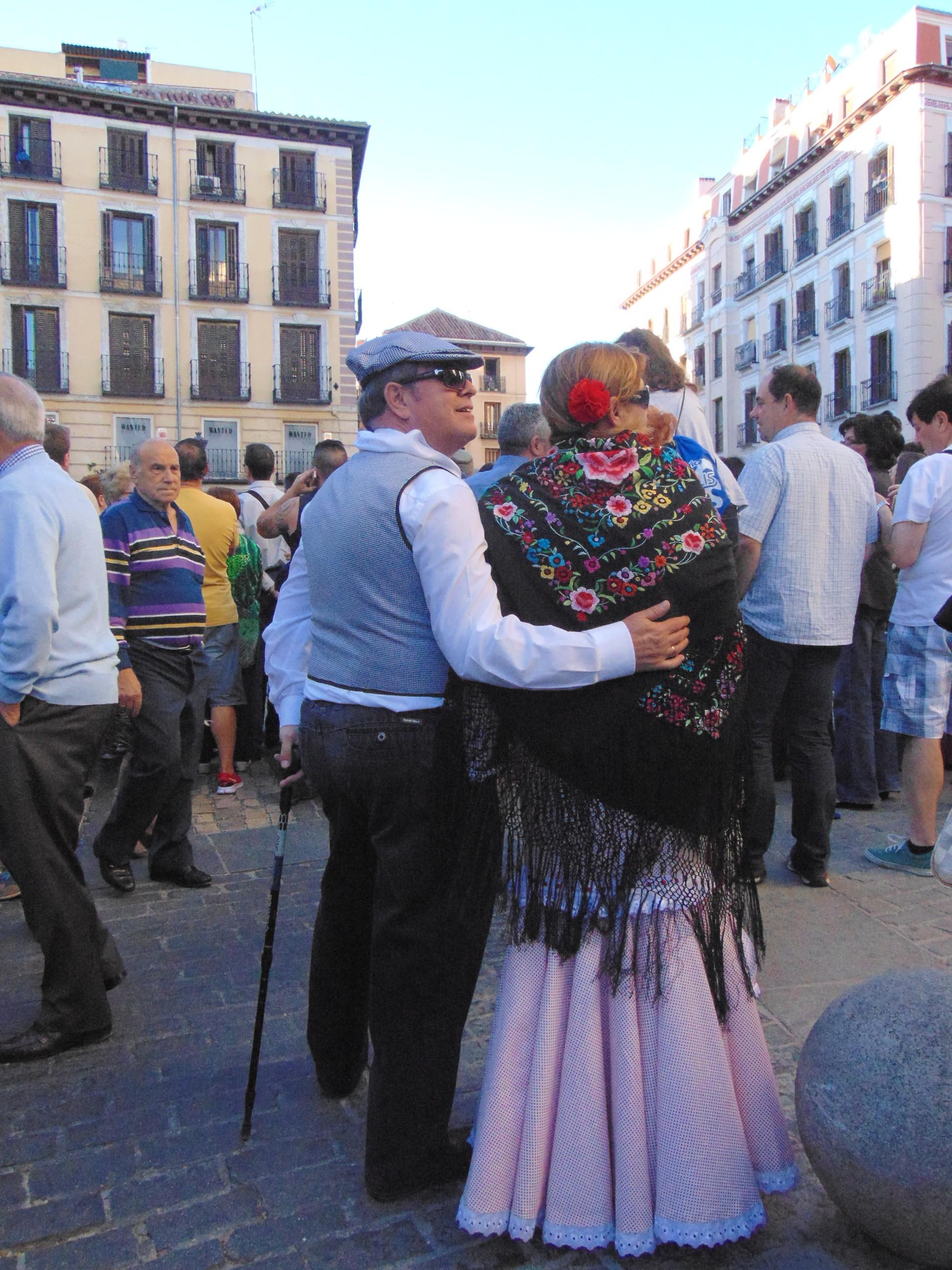 As festas de San Isidro