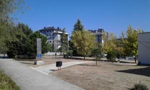 Universidade de Ourense, onde o Lucas estuda!