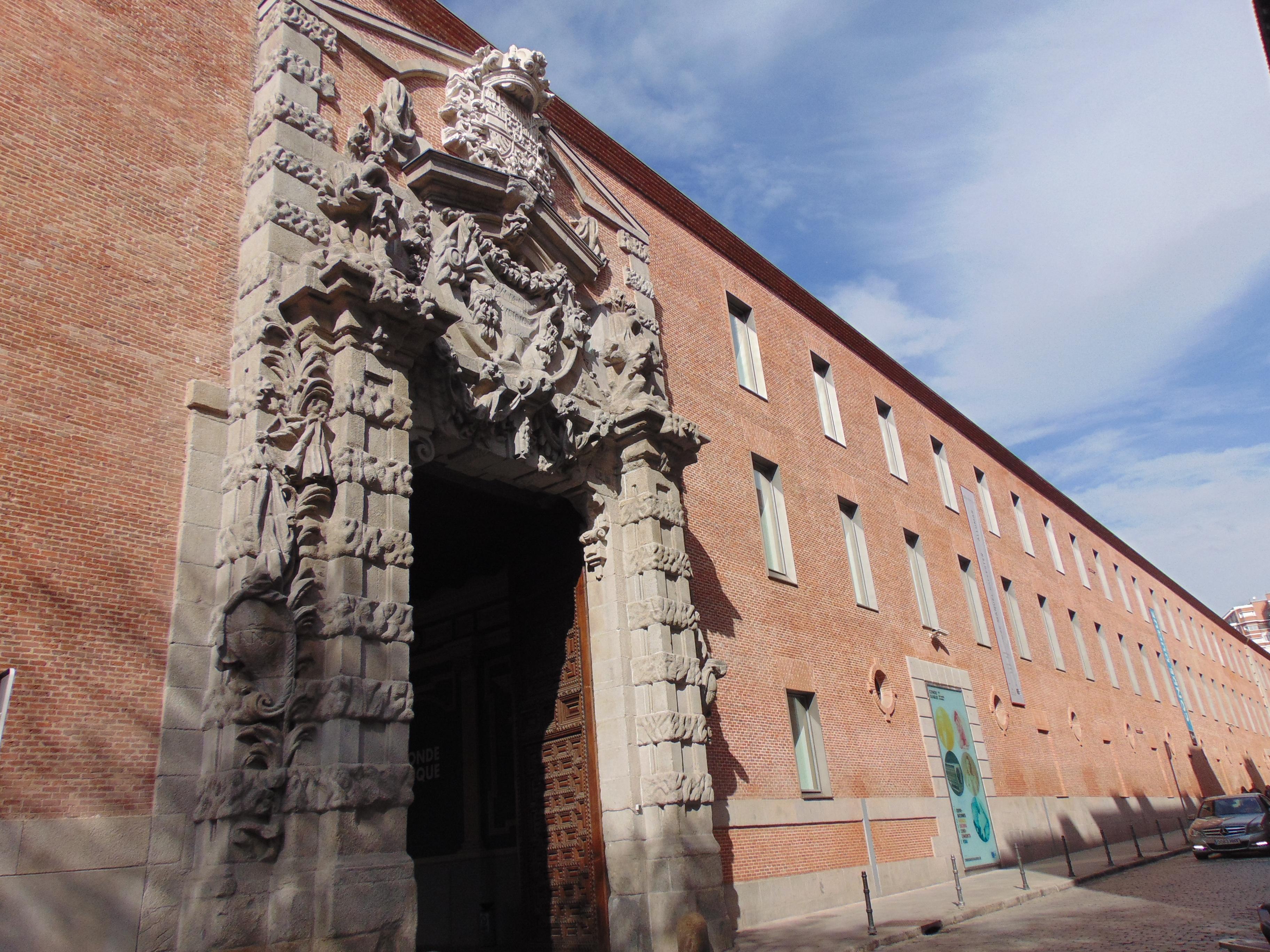 Centro Cultural de Conde Duque poderá ser visitado
