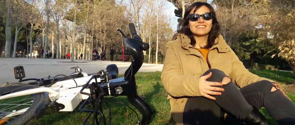 bicicleta publica madrid