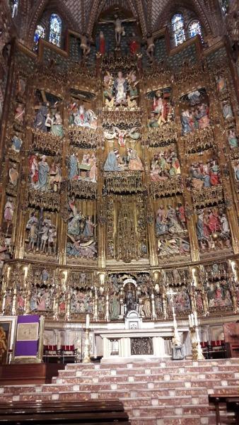 Interior da Catedral