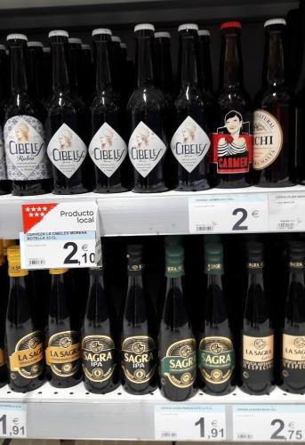 cervejas espanholas