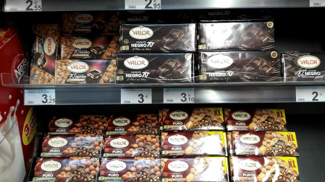 chocolate espanhol